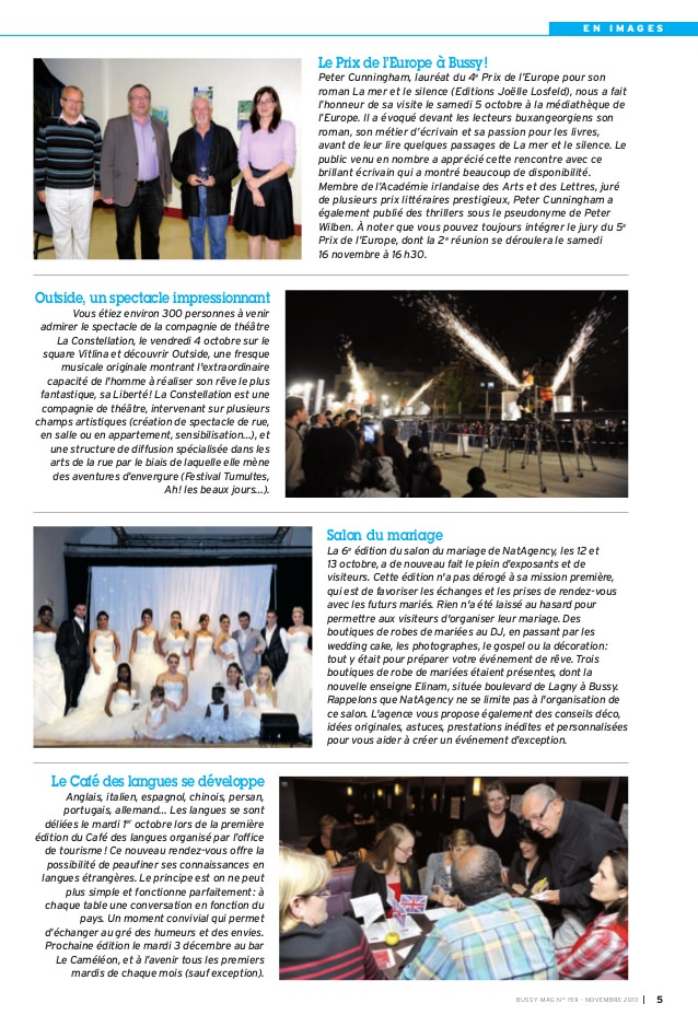 article de presse nat agency